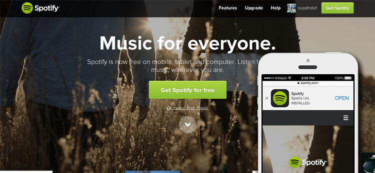 Image-Spotify